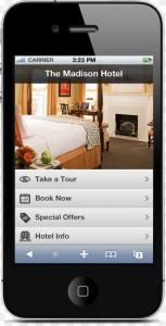 Mobile Webite Design
