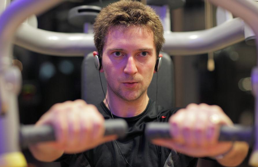 men_exercising